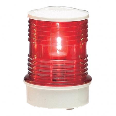 אור סביב אדום – גוף לבן