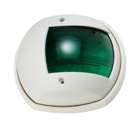 אור ניווט צד ימין ירוק – גוף לבן
