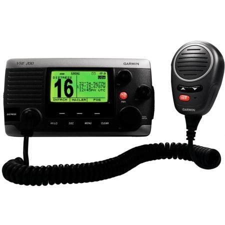 מכשיר קשר קבוע Garmin VHF 200